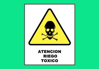 Atención 0024 RIESGO TOXICO
