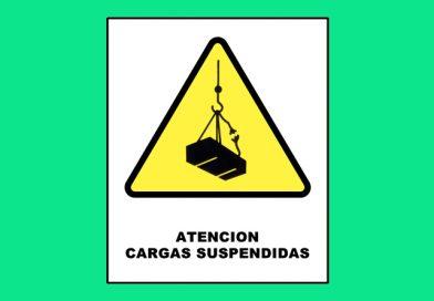 Atención 0027 CARGAS SUSPENDIDAS