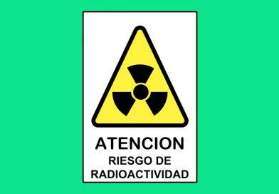 Atención 0180 RIESGO DE RADIOACTIVIDAD