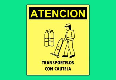Atención 0305 TRANSPORTELOS CON CAUTELA
