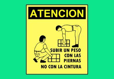 Atención 0307 SUBIR UN PESO CON LAS PIERNAS