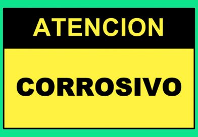 Atención 4364 CORROSIVO