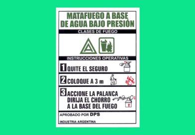 Autoadhesivo 007 4001 TIPO A