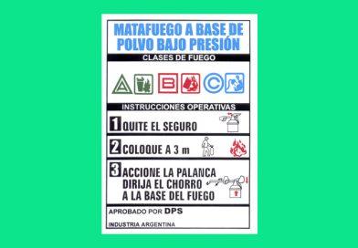 Autoadhesivo 008 4001 TIPO ABC