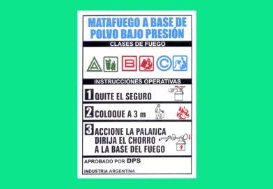Autoadhesivo 014 4003 TIPO ABC