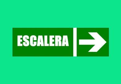 Evacuación 089 ESCALERA