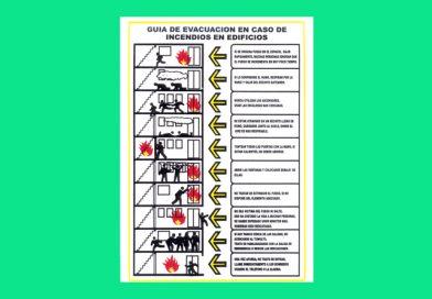 Evacuación 590 GUIA DE EVACUACION EN CASO DE INCENDIO