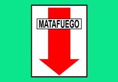 Incendio 104 MATAFUEGO