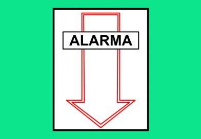 Incendio 106 ALARMA