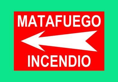 Incendio 130 MATAFUEGO INCENDIO