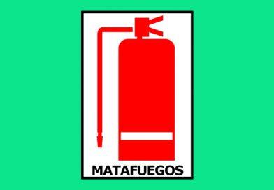 Incendio 150 MATAFUEGOS