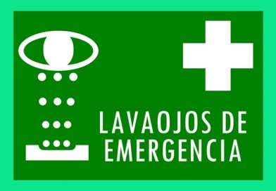 Información 064 LAVAOJOS DE EMERGENCIA
