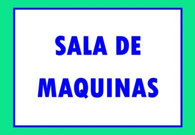 Información 073 SALA DE MAQUINAS
