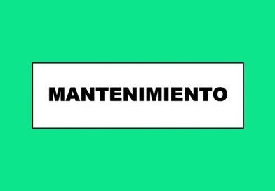 Información 79B MANTENIMIENTO