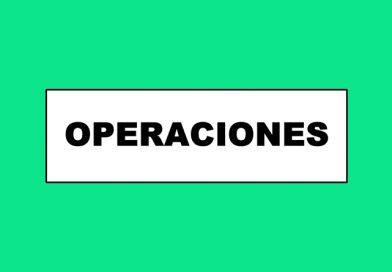 Información 081 OPERACIONES