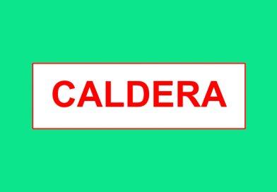 Información 093 CALDERA
