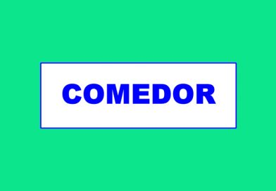 Información 205 COMEDOR
