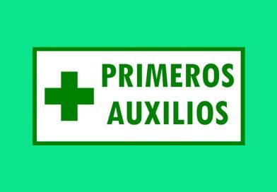 Información 208 PRIMEROS AUXILIOS