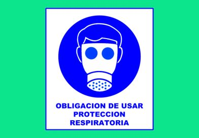 Obligación 002 DE USAR PROTECCION RESPIRATORIA