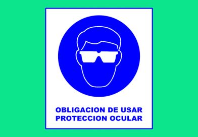 Obligación 006 DE USAR PROTECCION OCULAR