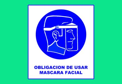 Obligación 008 DE USAR MASCARA FACIAL