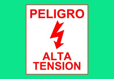 Peligro 0053 ALTA TENSION