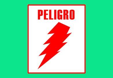Peligro 0103 PELIGRO
