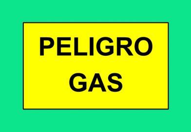 Peligro 0112 GAS