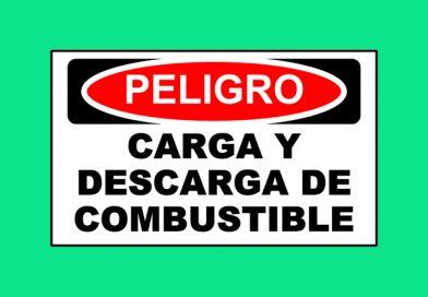 Peligro 1356 CARGA Y DESCARGA DE COMBUSTIBLE