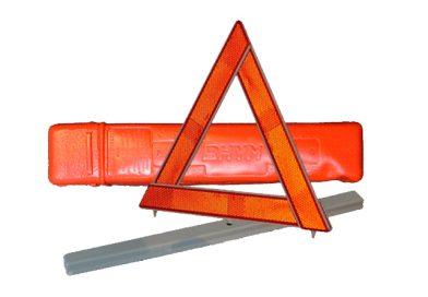 Seguridad Vial SV005 BZ-E Baliza Triangulo con Estuche
