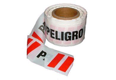 Seguridad Vial SV013 CP-200m Cinta Peligro