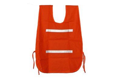 Seguridad Vial SV015 CH-Vial-Rojo Chaleco Rojo
