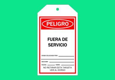 Tarjeta T10 FUERA DE SERVICIO