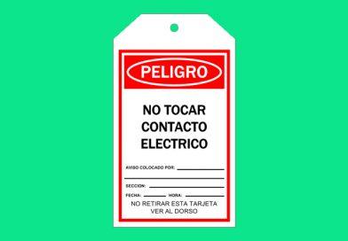 Tarjeta T15 NO TOCAR CONTACTO ELECTRICO